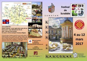 Festival Gers en Gascogne 2017 Recto